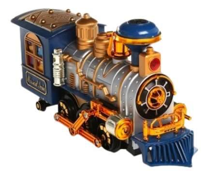 Паровоз классический поезд дым Shenzhen toys Б12497-1