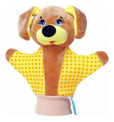 Мягкая игрушка-рукавичка Собачка Мякиши Р34624