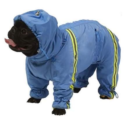 Комбинезон для собак ТУЗИК Французский бульдог, мужской, в ассортименте, длина спины 40 см