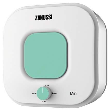 Водонагреватель накопительный Zanussi ZWH/S 15 Mini U white/зеленый