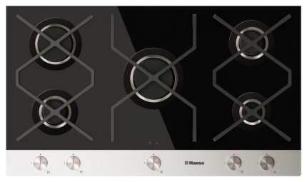 Встраиваемая варочная панель газовая Hansa BHKS 830500 UnIQ Black