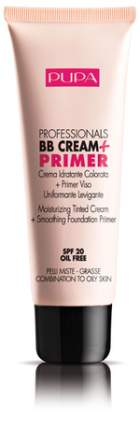 BB-крем Pupa Professionals для жирной и комбинированной кожи 001 - nude