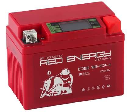 Аккумуляторная батарея Red Energy DS 1204