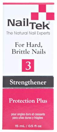 Средство для ухода за ногтями Nail Tek Strengthener Protection Plus 3 15 мл