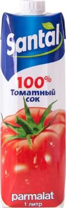 Сок Santal томатный 1 л