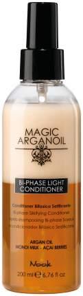Кондиционер для волос Nook Bi-Phase Light Conditioner Магия Арганы 200 мл