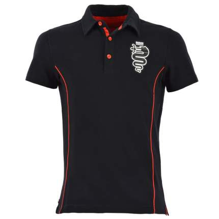 Мужская рубашка поло Alfa Romeo 5916636 Black