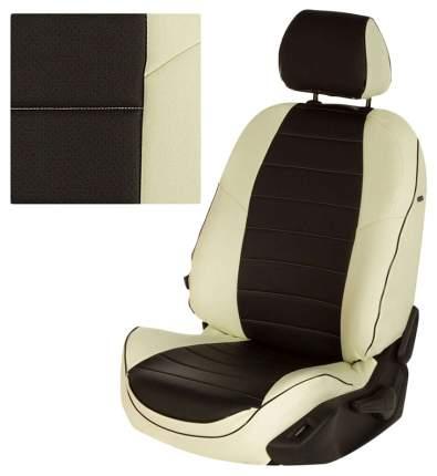 Комплект чехлов на сиденья Автопилот Nissan, Renault re-dt-d11-bch-e