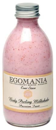 Молочко-скраб для тела Egomania Body peeling milkshake Маракуйя 290 мл