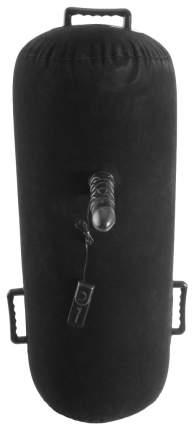 Надувная Подушка с Фаллосом и Вибрацией PipeDream Inflatable Luv Log, черный
