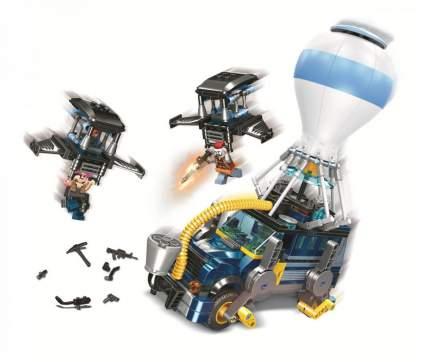 Конструктор пластиковый Bela Fortnite 11112 Нападение с воздуха