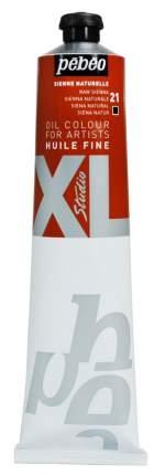 Масляная краска Pebeo XL сиена натуральная 200021 200 мл