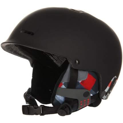 Горнолыжный шлем Quiksilver Fusion 2019, white check atomic, S