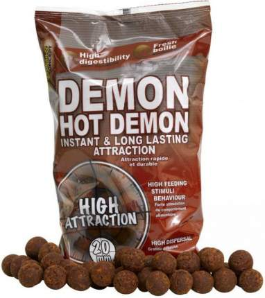 """Пеллетс """"Starbaits Hot Demon"""", 0,8 кг"""