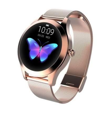 Смарт-часы Kingwear KW10 Gold