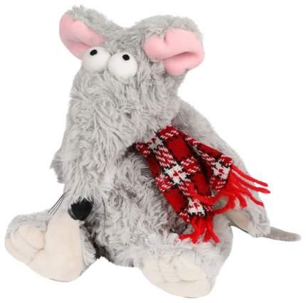 """Мягкая игрушка """"Мышь Длинноносик с шарфом"""", 16.5 см Fluffy Family"""