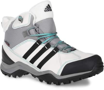 Ботинки Adidas Winter Hiker II, chalk white/core black/vivid mint, 37 EU