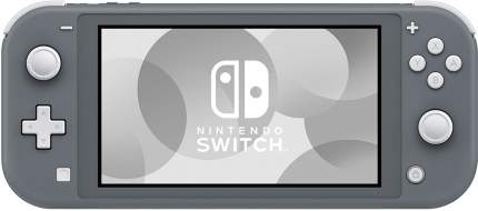 Игровая консоль Nintendo Switch Lite Grey