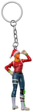 Фигурка-брелок Fortnite - Агент Рождества, 7 см P.M.I. Trading Ltd.