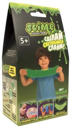 """Набор для мальчиков малый """"Slime"""" """"Лаборатория"""", зеленый, 100 гр."""