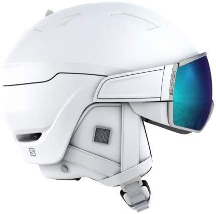 Горнолыжный шлем Salomon Mirage+ 2019 white, M