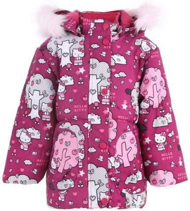 Куртка для малышей Huppa 1676BH14, р.80 см, цвет фиолетовый