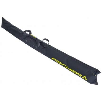 Чехол для беговых лыж Fischer Eco XC Z02519, черный, 210 см