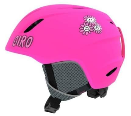 Горнолыжный шлем детский Giro Launch 2019, розовый, XS