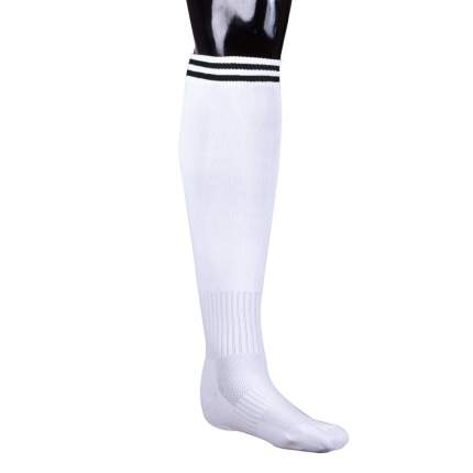 Гетры футбольные RGX белые M (39-42)