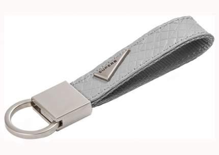 Кожаный брелок Skoda Superb Leather Keyring, Grey