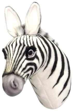 """Мягкая игрушка """"Голова зебры"""", 33 см"""