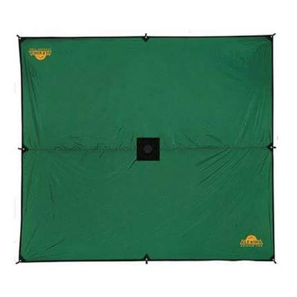 Тент Alexika Tarp зеленый 3,2 x 3 м