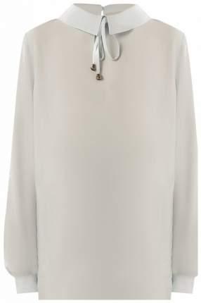 Блузка для девочки Finn Flare, цв. голубой, р-р. 140