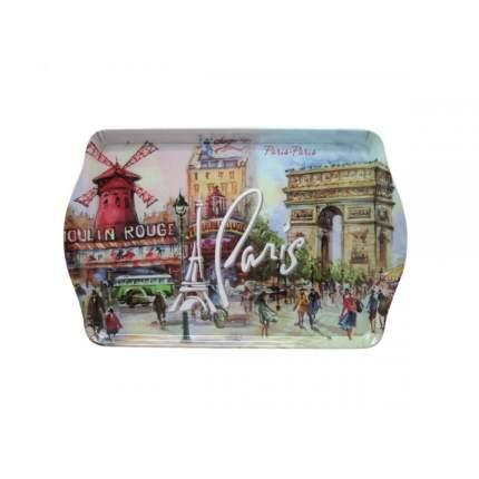 Поднос сервировочный GiftLand - Париж, Париж! ml-001-ppar