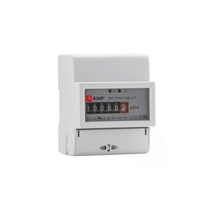 Счетчик электроэнергии EKF СКАТ 101М/1 - 5(60) Ш Р PROxima