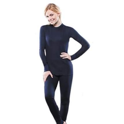 Комплект женского термобелья Guahoo: рубашка + лосины (331S-NV / 331P-NV) (XL)