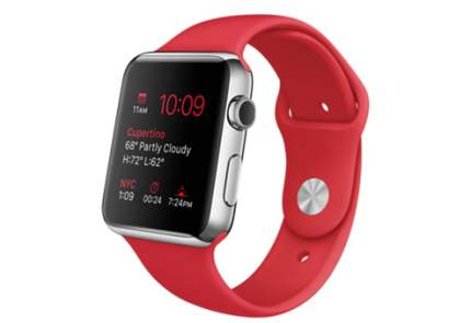 Apple Watch 42 мм, спортивный ремешок 140-210 мм  (PRODUCT)RED