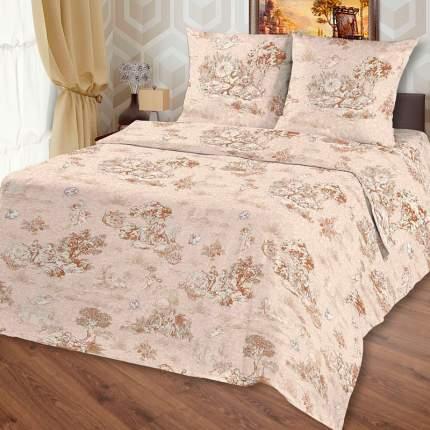 Комплект постельного белья Avrora Texdesign Лен Льняная романтика 18953-1 полутораспальный