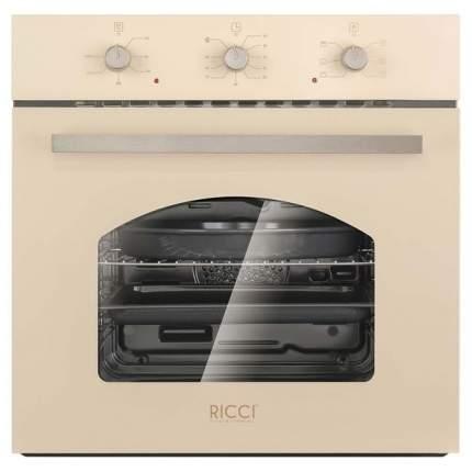 Встраиваемый электрический духовой шкаф Ricci REO-611BG