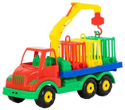 Автомобиль Wader для перевозки зверей Муромец