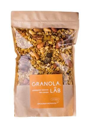 Гранола Granola.Lab ореховая формула