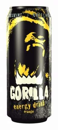 Напиток Gorilla Апельсин энергетический 400мл