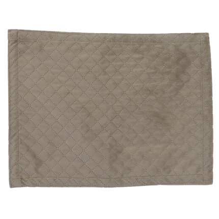 Салфетка для сервировки изысканный уют, бежевый, 30х40 см, kaemingk, арт. 614268