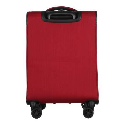 Чемодан Verage WT681901W19 red S