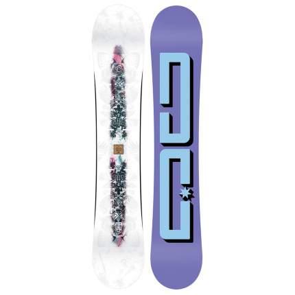 Сноуборд DC Biddy J Snbd 2020, 144 см
