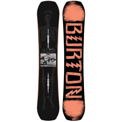 Сноуборд Burton Paramount 2020, 162 см