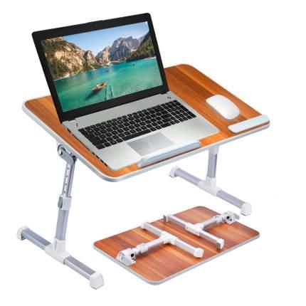 Многофункциональный стол для ноутбука Neetto TB101L (Красный)