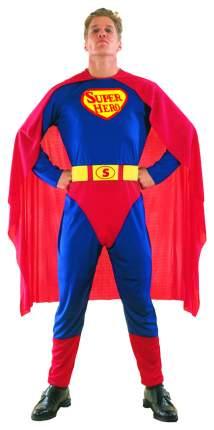 Карнавальный костюм Winter Wings Супермен N02086 р.50