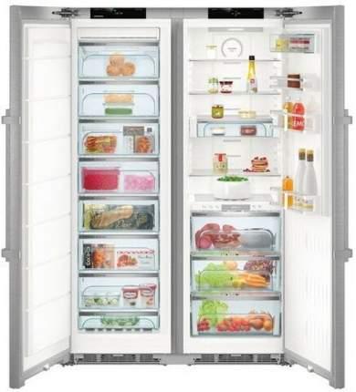 Холодильник LiebherrSBSes 8773-20