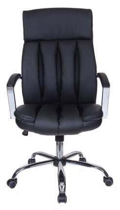 Кресло руководителя Бюрократ T-8000SL черный (T-8000SL/BL+BLACK)